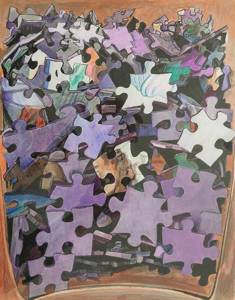 Sistine Chapel Remix IV, 2017